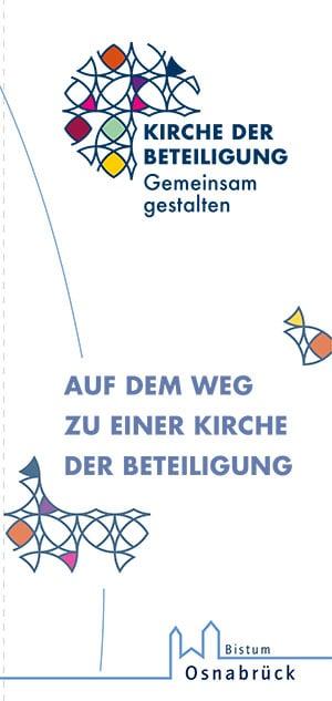 Faltblatt Bistum