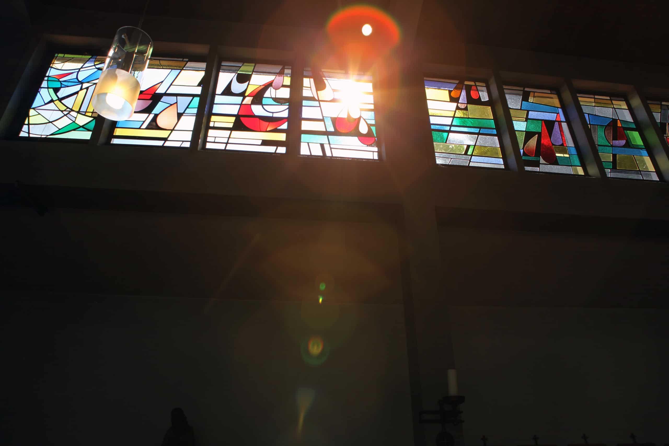 Heilig Geist Brinkum Fenster