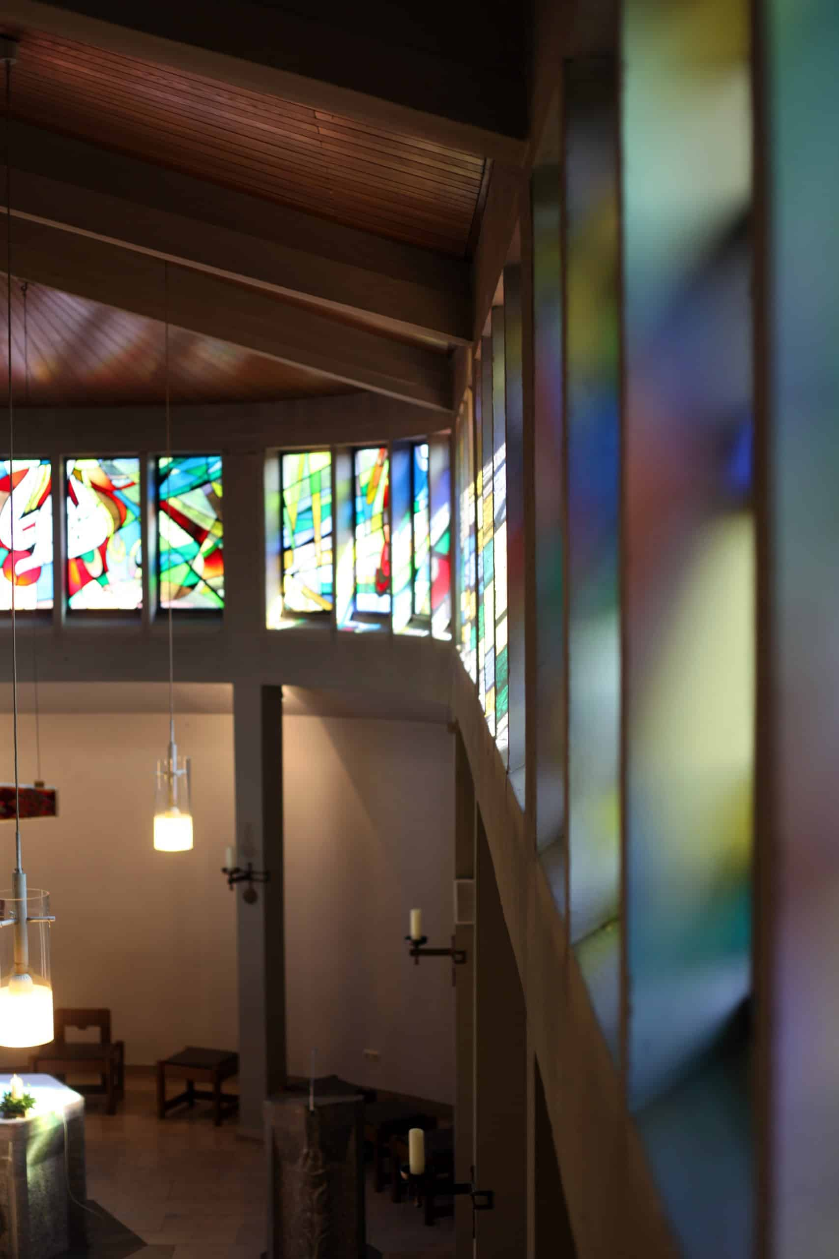 Heilig Geist Brinkum Fenstergalerie